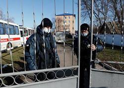 Ukraynada karantin rejimi iyunun 22-dək uzadılıb