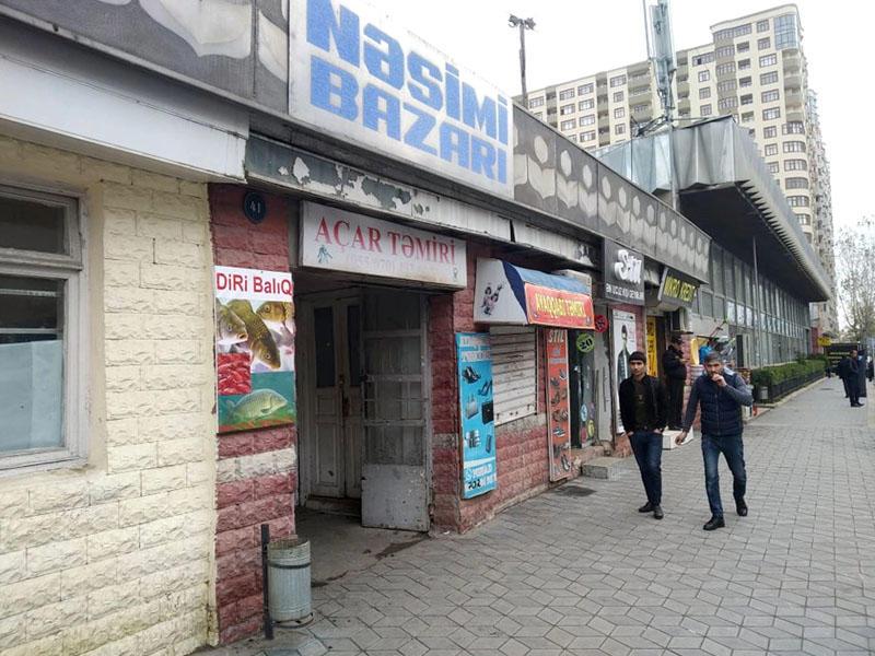 """""""Nəsimi bazarı"""" tarixə qovuşur - Bazarın yerində nə tikilir? - RƏSMİ AÇIQLAMA"""