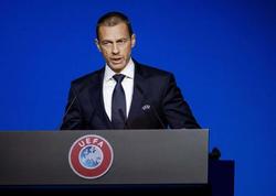 UEFA prezidentindən avrokuboklarla bağlı açıqlama
