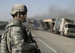 ABŞ-da hərbi bazada atışma olub