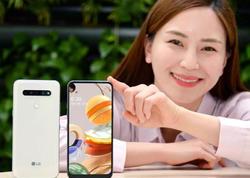 """""""LG"""" şirkəti təhlükəsiz """"Q61"""" smartfonunu təqdim edib"""