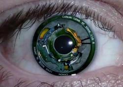 Çinli alimlər bionik göz yaradıb