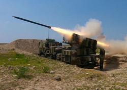 Naxçıvan Qarnizonu Qoşunlarında komanda-qərargah təlimi başa çatıb - VİDEO - FOTO
