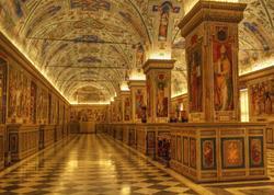 Vatikanda muzeylər açılır