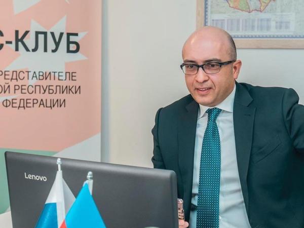 Aqrar sahədə innovasiyalar sahəsində Azərbaycan-Rusiya əməkdaşlığına dair iclas keçirilib