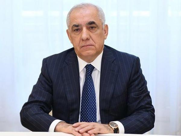 Əli Əsədov ukraynalı həmkarına başsağlığı verib