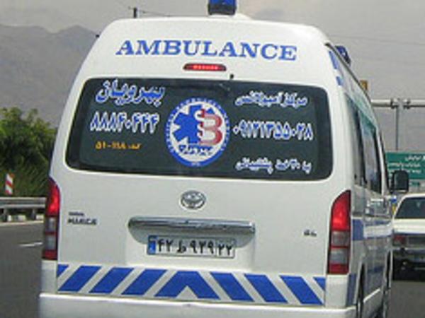 İranda zəlzələ nəticəsində 6 nəfər xəsarət alıb