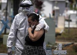 Dünyada koronavirusa yoluxanların sayı 31 milyonu ötdü