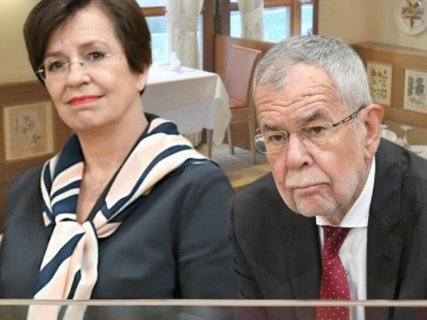 Avstriya Prezidenti COVID-19 məhdudiyyətlərini pozduğuna görə ictimaiyyətdən üzr istədi
