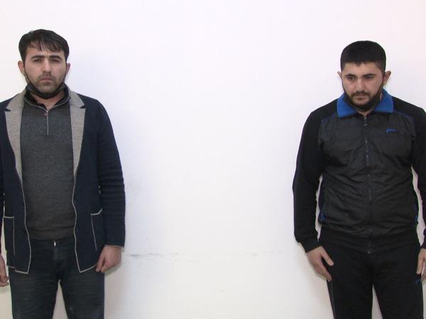 17 kiloqramdan çox narkotiki onlayn yolla satmaq istəyən qardaşlar saxlanıldılar - FOTO - VİDEO