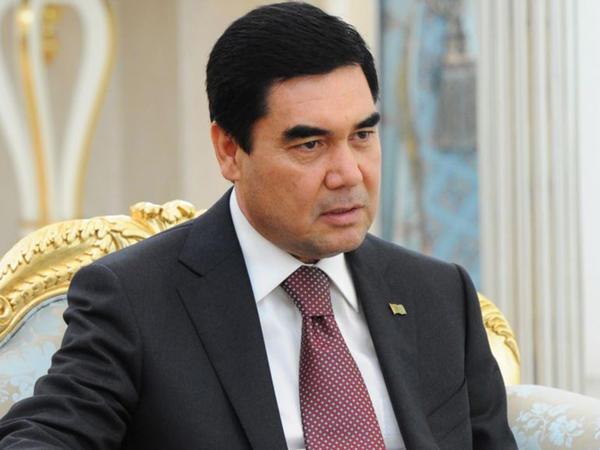 Qurbanqulu Berdiməhəmmədov Prezident İlham Əliyevə təbrik məktubu göndərib