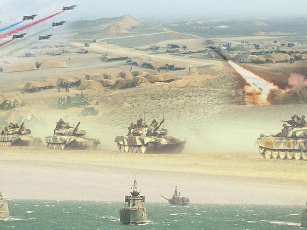 Azərbaycan Ordusunun genişmiqyaslı əməliyyat-taktiki təlimləri başa çatdı