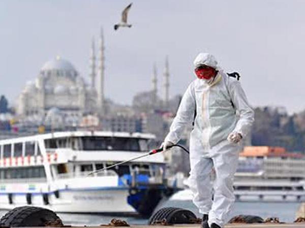 Türkiyədə son sutkada koronavirusdan 1 492 nəfər sağalıb