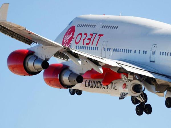 """""""Virgin Orbit"""" şirkətinin raket-daşıyıcısının ilk sınağı uğursuz keçdi"""