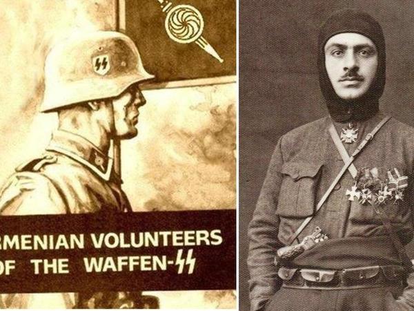 Rusiya nəşri Paşinyanın hitlerçi babası ilə bağlı qalmaqaldan yazıb