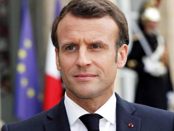 Fransa Prezidenti Emmanuel Makron Prezident İlham Əliyevi təbrik edib