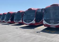 Mayın 30-dan 11 nömrəli marşrut xəttinə BakuBus avtobusları buraxılacaq