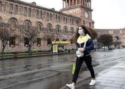 Ermənistanda pandemiya qurbanlarının sayı artmaqda davam edir