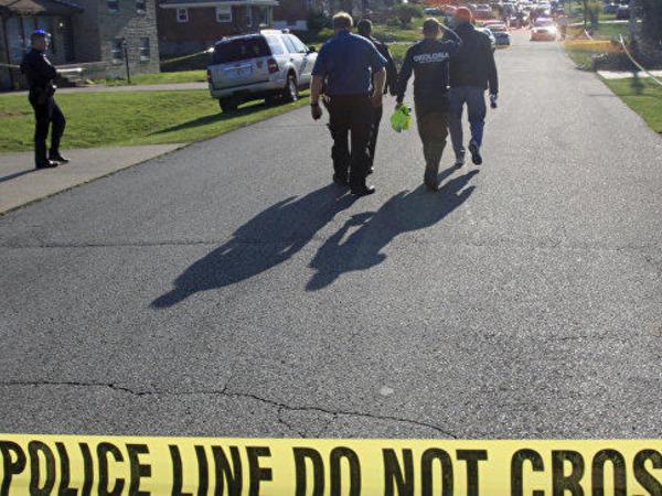 Torontoda atışma olub: 3 nəfər yaralanıb