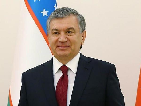 Özbəkistanın dövlət başçısı Şavkat Mirziyoyev Prezident İlham Əliyevi təbrik edib