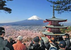 Yaponiya turistlərə gündəlik 185 dollar verəcək