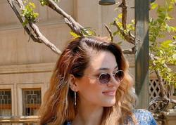 Mələkxanımın nişanlı qızından cazibədar FOTOlar