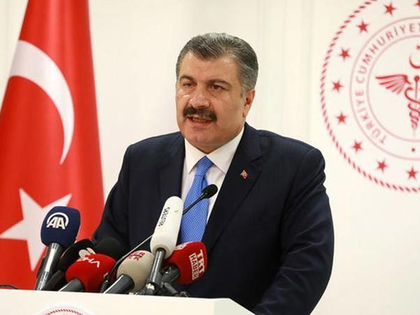 Türkiyədə son sutkada koronavirusdan 1 576 nəfər sağalıb