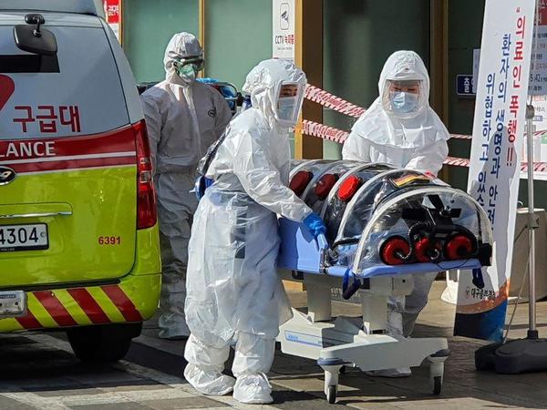 Cənubi Koreyada daha 79 nəfər koronavirusa yoluxub