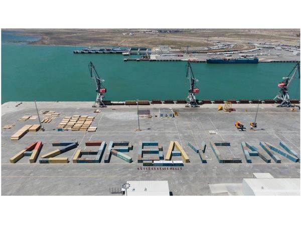 Bakı Limanı 28 May - Respublika Günü ilə əlaqədar olaraq maraqlı aksiya həyata keçirib - VİDEO - FOTO