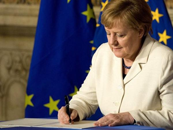 """Merkeldən pis xəbər: <span class=""""color_red""""> Hələ başlanğıcdayıq...</span>"""
