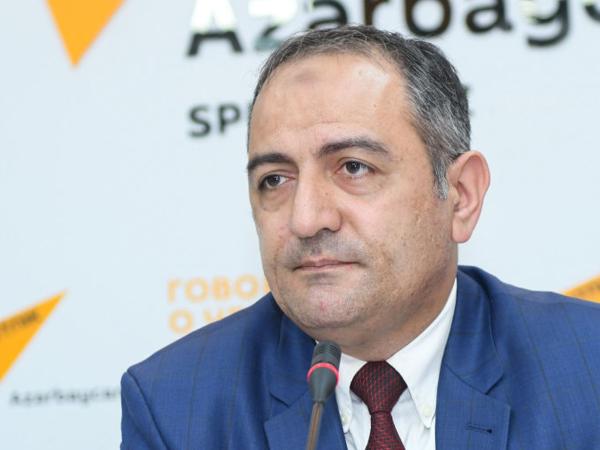 """""""Azərbaycan digər layihələrdə olduğu kimi bu layihədə də ötürücü rolunu oynamaq istəyir"""""""