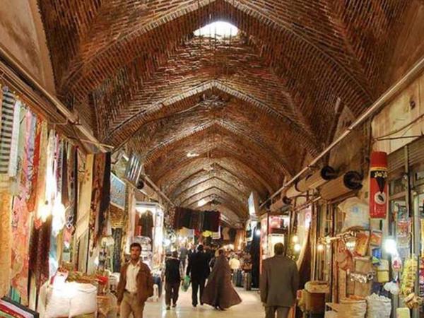 İran Azərbaycanının Xoy şəhər bazarlarının türk adları dəyişdirilib