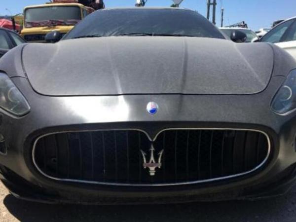İnterpol tərəfindən axtarılan bahalı avtomobil görün haradan tapıldı