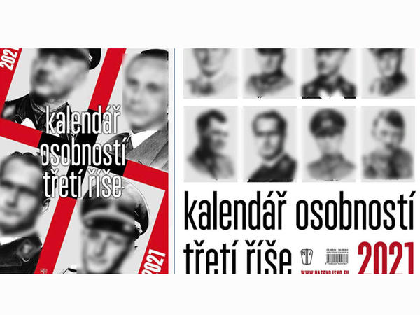 Hitlerin fotosu olan təqvim QALMAQALA SƏBƏB OLUB