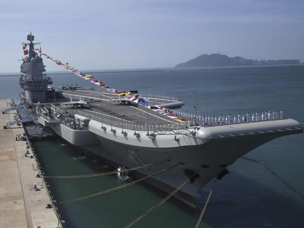 Çin istehsalı olan hərbi aviadaşıyıcı gəmi dəniz sınaqlarına başlayıb