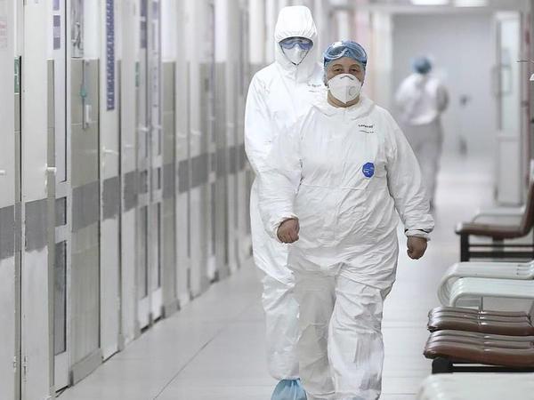 Moskvada koronavirusa yoluxan daha 78 xəstə ölüb
