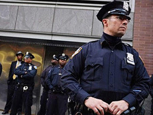Nyu-Yorkda 200-dən artıq etirazçı saxlanılıb