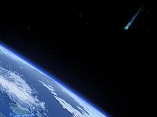 Türkiyəyə meteorit düşdü - VİDEO