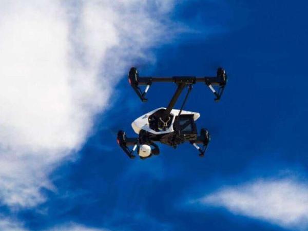 Rotterdamda ilk dəfə gəmiyə dronla yükdaşıma əməliyyatı keçirilib