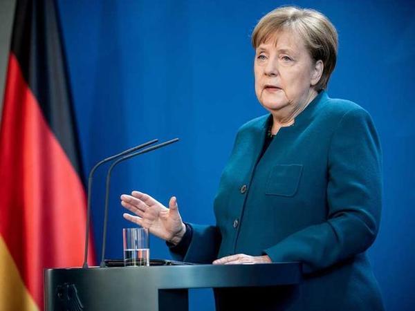 Angela Merkel Donald Trampın G7 sammitinə dəvətini qəbul etməyib