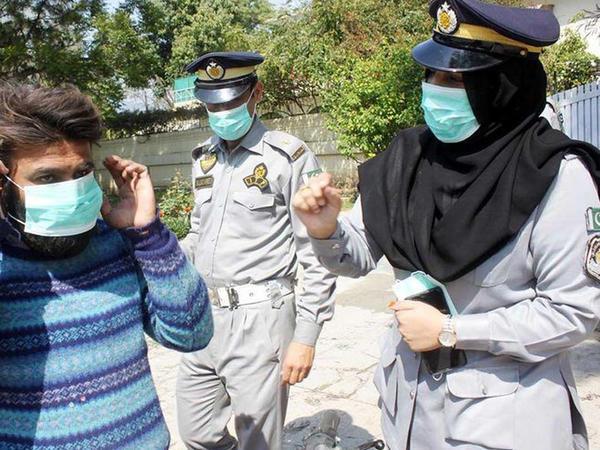 Pakistanda maska rejimi tətbiq edilib