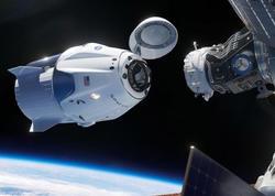 """""""Crew Dragon"""" kosmik gəmisi Beynəlxalq Kosmik Stansiyaya çatıb"""