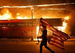 ABŞ-ın 25 şəhərində etirazlar səbəbilə komendant saatı tətbiq edilib