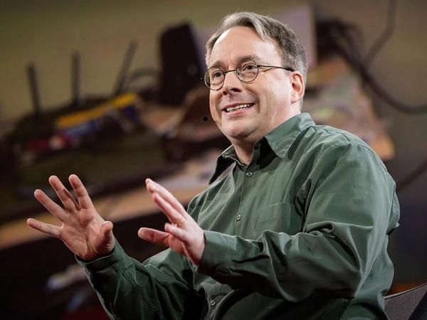 Linux-un atası Linus Torvalds illər sonra AMD prosessora keçdi