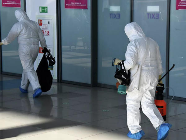 Moskvada koronavirusdan ölənlərin sayı 2 477 nəfərə çatıb
