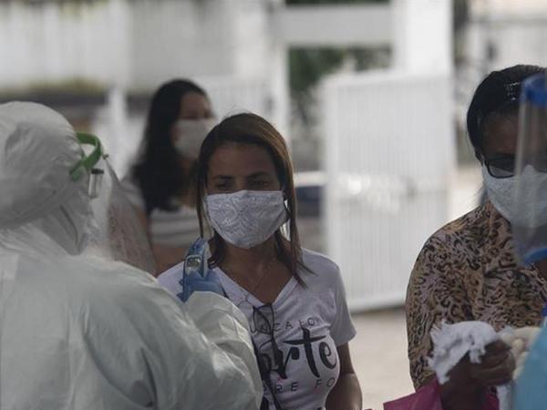 """Braziliyada koronavirusa yoluxanların sayı <span class=""""color_red"""">rekord sürətlə artır</span>"""
