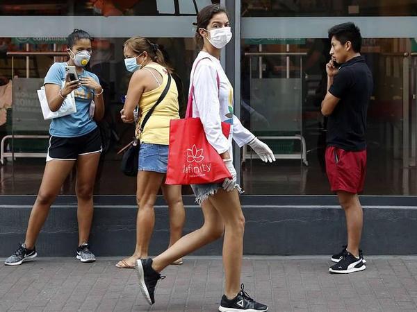 Peruda koronavirusa yoluxanların sayı 155 min nəfəri ötüb