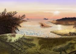 """""""Atmosferdə ozon konsentrasiyasının azalması Devon dövründə canlıların nəslinin kəsilməsinə səbəb olub"""""""