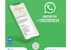 """Vətəndaşları COVID-19 haqda ən son məlumatlarla təmin edəcək """"WhatsApp"""" botunu istifadəyə verildi"""