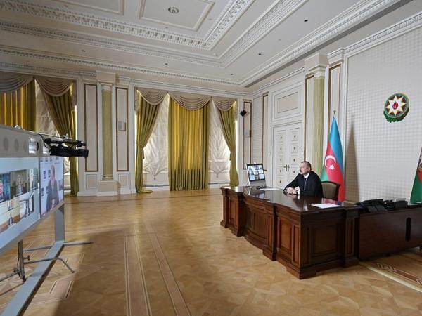 Prezident İlham Əliyev: Azərbaycan 30 ölkəyə dəstək verib